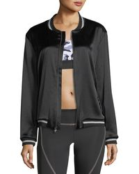 Koral Activewear | Base Bomber Jacket | Lyst