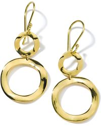 Ippolita - Mini Snowman Earrings - Lyst