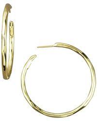 Ippolita - Thin Glamazon Hoop Earrings, Small - Lyst