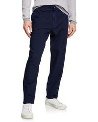 25a30c107f Men's Chino Denim Pants - Blue
