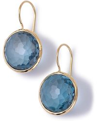 Ippolita - 18k Gold Lollipop Drop Earrings - Lyst