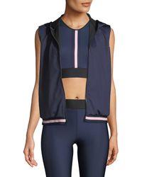 Ultracor - Flux Collegiate Zip-front Performance Vest - Lyst
