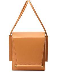 ROKSANDA - Smooth Leather Box Bag - Lyst