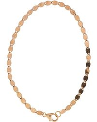 Lana Jewelry - Bond 14k Flat Link Chain Bracelet - Lyst