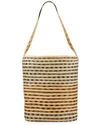 Missoni - Straw Beach Bag - Lyst
