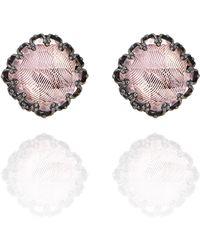 Larkspur & Hawk - Jane Large Post Earrings - Lyst