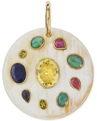 Ashley Pittman - Taka Multi-stone Pendant Enhancer - Lyst