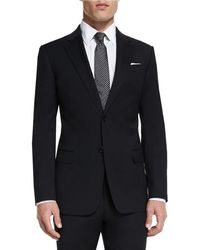 Armani - G-line New Basic Two-piece Wool Suit - Lyst