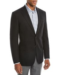 Brioni - Men's Two-button Wool Twill Blazer - Lyst