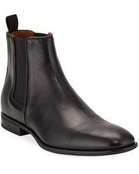 Aquatalia - Men's Adrian Leather Dress Chelsea Boots - Lyst