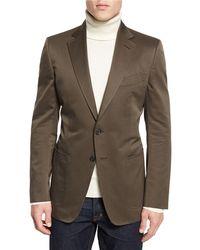 Tom Ford - O'connor Base Gabardine Sport Jacket - Lyst