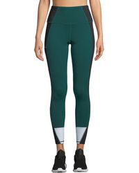 The North Face - Perfect Core High-rise Performance Tights - Lyst