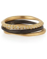 Armenta - Old World Stacking Rings - Lyst