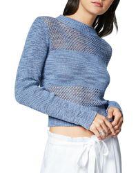 Ramy Brook - Khloe Sweater - Lyst