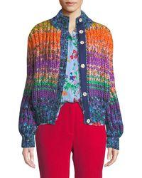 Novis Jagger Multicolour Wool-cashmere Jumper