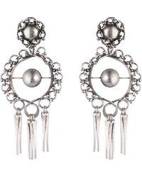 DANNIJO - Ash Statement Earrings - Lyst