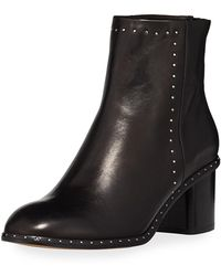 Rag & Bone - Willow Studded 50mm Ankle Boots - Lyst
