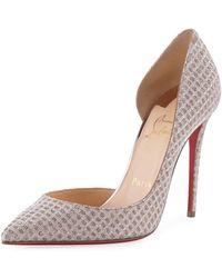 4b65d24c824b Christian Louboutin Iriza | Christian Louboutin Iriza Shoes on Lyst ...