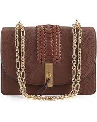 Altuzarra - Ghianda Braided Leather Chain Shoulder Bag - Lyst