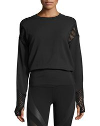 Alo Yoga - Formation Long-sleeve Top - Lyst