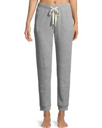 Skin - Edie Thermal-knit Lounge Trousers - Lyst