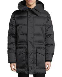 Canada Goose - Silverthorne Hooded Parka Coat - Lyst