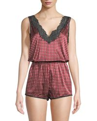 Stella McCartney - Poppy Snoozing All In One Romper - Lyst