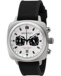 Briston - Clubmaster Sport Chronograph Watch - Lyst