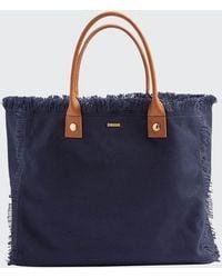 Melissa Odabash Cap Ferrat Tote Bag - Blue