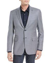 Brioni - Tic Textured Wool Blazer - Lyst