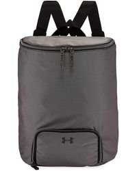 Under Armour - Midi Zip-top Water-resistant Backpack - Lyst