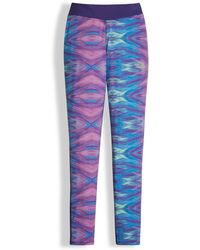 The North Face - Printed Pulse Stretch Leggings - Lyst