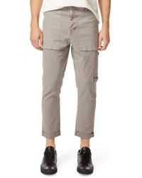 J Brand - Men's Koeficient Military-inspired Twill Pants - Lyst