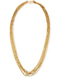 Mignonne Gavigan - Luna Beaded Multi-strand Necklace - Lyst