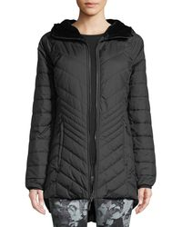 The North Face - Mossbud Flashdry-xd Insulated Reversible Parka Jacket - Lyst