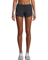 Under Armour Fly By Running Shorts - Black