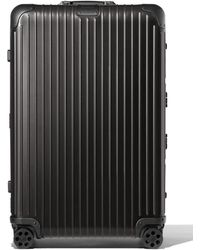 RIMOWA Original Check-in L Spinner Luggage - Black
