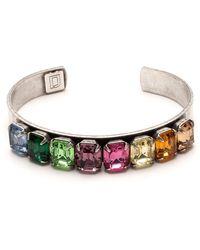 DANNIJO Ambrose Rainbow Bracelet - Multicolour