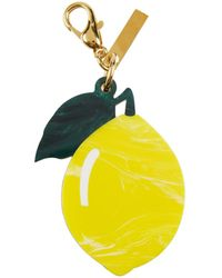 Edie Parker - Lemon Bag Charm - Lyst