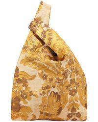 Hayward - Venetian Silk Jacquard Tote Bag - Lyst