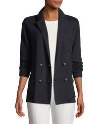 Ralph Lauren Collection - Long-sleeve Double-breasted Cashmere Jacket - Lyst
