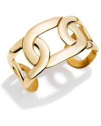 Pomellato - Tango 18k Gold Cuff Bracelet - Lyst