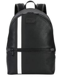 Bally - Men's Gattes Trainspotting-stripe Backpack - Lyst