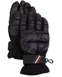 Moncler - Guanti Quilted Gloves - Lyst