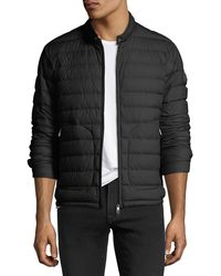 Moncler - Acorus Quilted Stretch Jacket - Lyst
