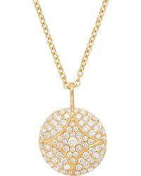 Jamie Wolf - Aladdin Pave Diamond Pendant Necklace - Lyst