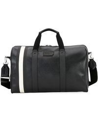 Bally - Men's Stuart Of0 Faux-leather Weekender Bag - Lyst