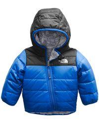 The North Face Mount Chimborazo Reversible Hooded Jacket - Blue
