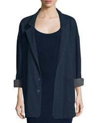 AG Jeans - Hedron Two-button Oversized Coat - Lyst