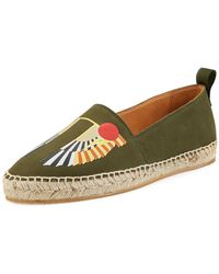 Givenchy - Men's Wing Canvas Espadrille - Lyst